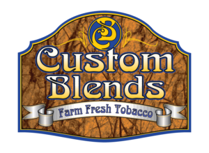 Custom Blends Logo