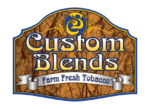 Custom Blends Logo
