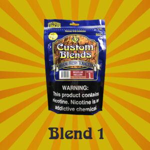 Custom Blends Tobacco Blend 1