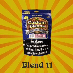 Custom Blends Tobacco Blend 11