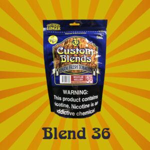 Custom Blends Tobacco Blend 36