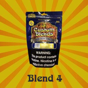 Custom Blends Tobacco Blend 4